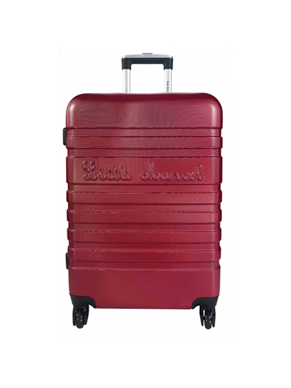 Valise rouge - Little Marcel