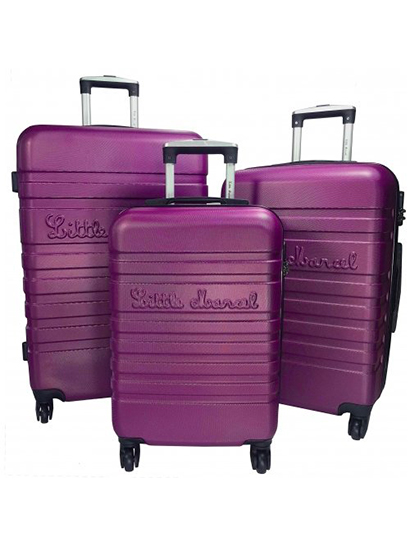 Valise violet - Little Marcel